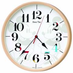 セイコー 電波掛け時計 「ミッキー&ミニー」 FW584A