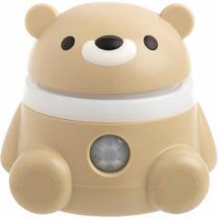HAMEE Hamic BEAR(ハミックベア)子どものための音声メッセージロボット 282-885307 ベージュ