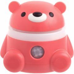 HAMEE Hamic BEAR(ハミックベア)子どものための音声メッセージロボット 282-885321 ピンク