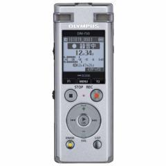 オリンパス OLYMPUS ICレコーダー DM-750SLV シルバー (4GB)