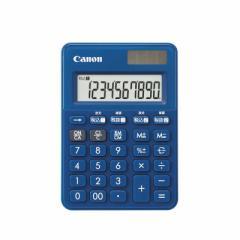 キヤノン CANON W税ミニミニ電卓 LS-100WT-MNB Midnight Blue