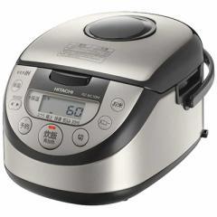 日立 HITACHI 炊飯器 [5.5合/IH] RZ-BC10M-S シルバー