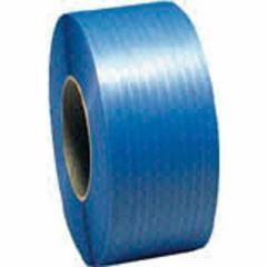 DICプラスチック 機械用PPバンド12mm 青 HM12B