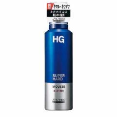 ファイントゥデイ資生堂 HGスーパーハードムース 柔らかい髪用a(180g) HGスーパーハードムースヤワラカイカ