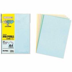 マルアイ [封筒] 洋形2号 5色×2枚入 ヨ-102コミ