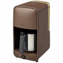 タイガー TIGER コーヒーメーカー [5~6杯] ADC-A060-TD  ダークブラウン