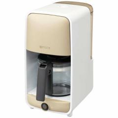 タイガー TIGER コーヒーメーカー [5~6杯] ADC-B060-WG  グレージュホワイト