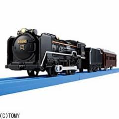 タカラトミー プラレール S-28 ライト付D51 200号機蒸気機関車