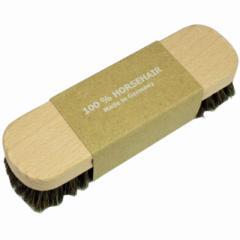荒川産業 ドイツブラシ ホースヘア GBH 靴磨き用ブラシ 馬毛 GBH GBH