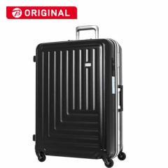 TRAVELEARTH スーツケース TE-0791-67BK ブラック [90L]