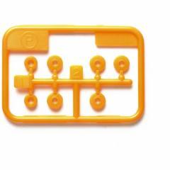 タミヤ TAMIYA ミニ四駆 ミニ四駆特別企画 低摩擦プラベアリングセット(オレンジ)