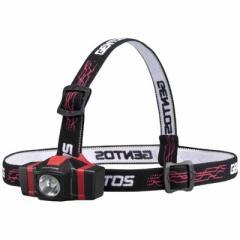 ジェントス LEDヘッドライト GD702D