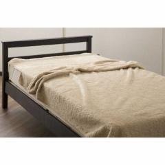 オーシン エバーウォーム 毛布(シングルサイズ/140×200cm/アイボリー) エバーウォームモウフSアイボリー