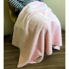 オーシン 【ひざ掛け】エバーウォーム ひざ掛け(Lサイズ/67×130cm/ピンク) エバーウォームヒザカケLピンク