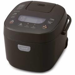 アイリスオーヤマ IRIS OHYAMA ジャー炊飯器 ブラウン  [マイコン /5.5合] KRC-ME50-T