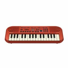 カシオ CASIO ミニキーボード UK-01 レッド [32ミニ鍵盤]