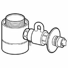 パナソニック Panasonic 食器洗い乾燥機用 分岐水栓 CB-STKA6