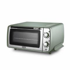 デロンギ ディスティンタ・ペルラ コレクション オーブン&トースター グリーン EOI408J-GR