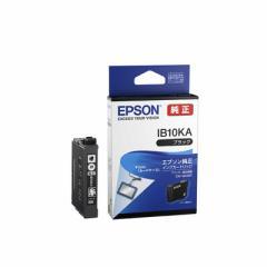 エプソン EPSON 純正インクカートリッジ ブラック IB10KA