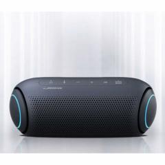 LG Bluetoothスピーカー ブルーブラック PL5