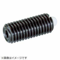 トラスコ中山 TRUSCO スプリングプランジャー M12 樹脂ピン T12PN-R