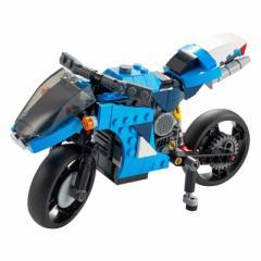 レゴジャパン レゴブロック 31114 スーパーバイク