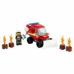 レゴジャパン レゴブロック シティ 60279 消防危険物取扱車