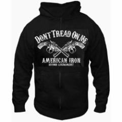 秋冬物 METALLICA メタリカ - AMERICAN IRON / Dont Tread On Me Clothing(ブランド) / スウェット・パーカー /