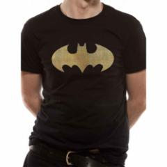 BATMAN バットマン - 3 Colour Dots / Tシャツ / メンズ 【公式 / オフィシャル】