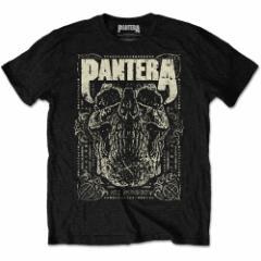 PANTERA パンテラ - 101 PROOF SKULL / Tシャツ / メンズ 【公式 / オフィシャル】