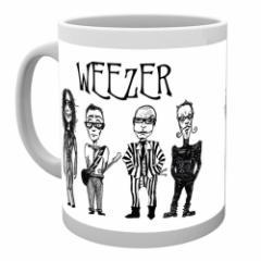 WEEZER ウィーザー - logo / マグカップ 【公式 / オフィシャル】