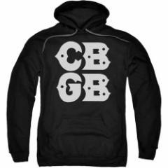 秋冬物 CBGB シービージービー - STACKED LOGO / スウェット・パーカー / メンズ 【公式 / オフィシ