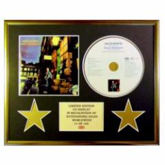 DAVID BOWIE デヴィッド・ボウイ - インテリア・ゴールドディスク / ZIGGY STARDUST(限定100) / インテ
