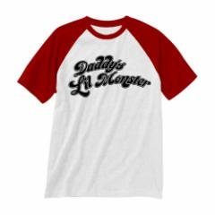 SUICIDE SQUAD スーサイドスクワッド - DADDYS LITTLE MONSTER / Tシャツ / メンズ 【公式 / オフィシャル】