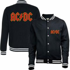 AC/DC エーシーディーシー - VARSITY JACKET / CLASSIC LOGO / アウター / メンズ 【公式 / オフィシャル】
