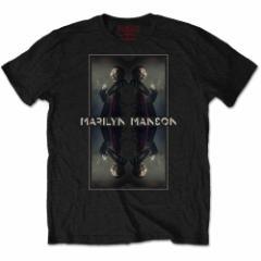 MARILYN MANSON マリリンマンソン - MIRRORED / Tシャツ / メンズ 【公式 / オフィシャル】
