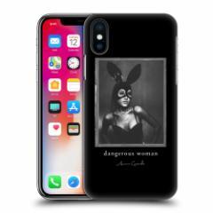 ARIANA GRANDE アリアナグランデ - Bunny Mask ハードcase / iPhoneケース 【公式 / オフィシャル】