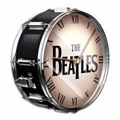 BEATLES ビートルズ - ドラム&スティック時計(限定) / インテリア時計 【公式 / オフィシャル】