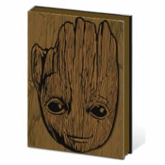 GUARDIANS OF THE GALAXY ガーディアンズ・オブ・ギャラクシー - Groot Premium A5 Notebook / ノート 【公式 /