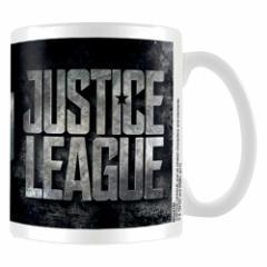 JUSTICE LEAGUE ジャスティスリーグ - Metallic Logo / マグカップ 【公式 / オフィシャル】