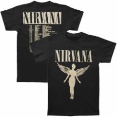 NIRVANA ニルヴァーナ - In Utero Tour / Tシャツ / メンズ 【公式 / オフィシャル】