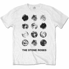 STONE ROSES ザ・ストーンローゼズ - LEMONS GRID / Tシャツ / メンズ 【公式 / オフィシャル】