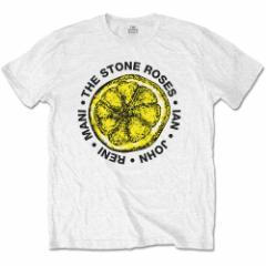 STONE ROSES ザ・ストーンローゼズ - LEMON NAMES / Tシャツ / メンズ 【公式 / オフィシャル】