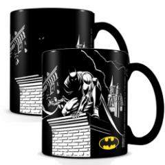 BATMAN バットマン - Batman Shadows / マジック・マグカップ / マグカップ 【公式 / オフィシャル】