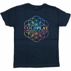 COLDPLAY コールドプレイ - A HFOD LOGO / Tシャツ / メンズ 【公式 / オフィシャル】