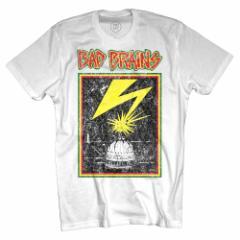 BAD BRAINS バッドブレインズ - DISTRESSED CAPITAL / Tシャツ / メンズ 【公式 / オフィシャル】