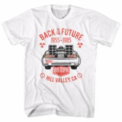 BACK TO THE FUTURE バックトゥザフューチャー - Vintage DMC Back / Tシャツ / メンズ 【公式 / オフィシャ