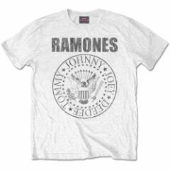 RAMONES ラモーンズ - PRESIDENTIAL SEAL / Tシャツ / メンズ 【公式 / オフィシャル】