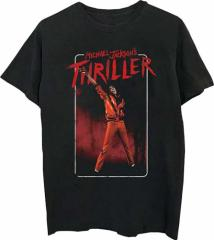 MICHAEL JACKSON マイケルジャクソン - Thriller / Tシャツ / メンズ 【公式 / オフィシャル】