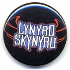 LYNYRD SKYNYRD レーナードスキナード - Winged Logo / バッジ 【公式 / オフィシャル】